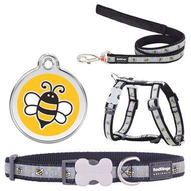 Red Dingo Bumble Bee Full Set