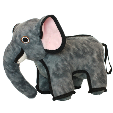 Tuffy Elephant Dog Toy