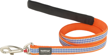 Red Dingo Dogtooth Dog Lead