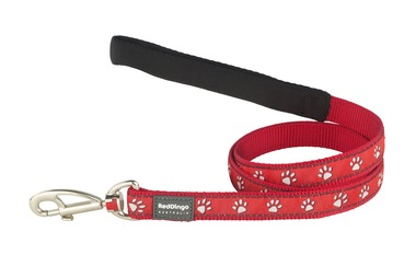 Red Dingo Desert Paw Dog Lead